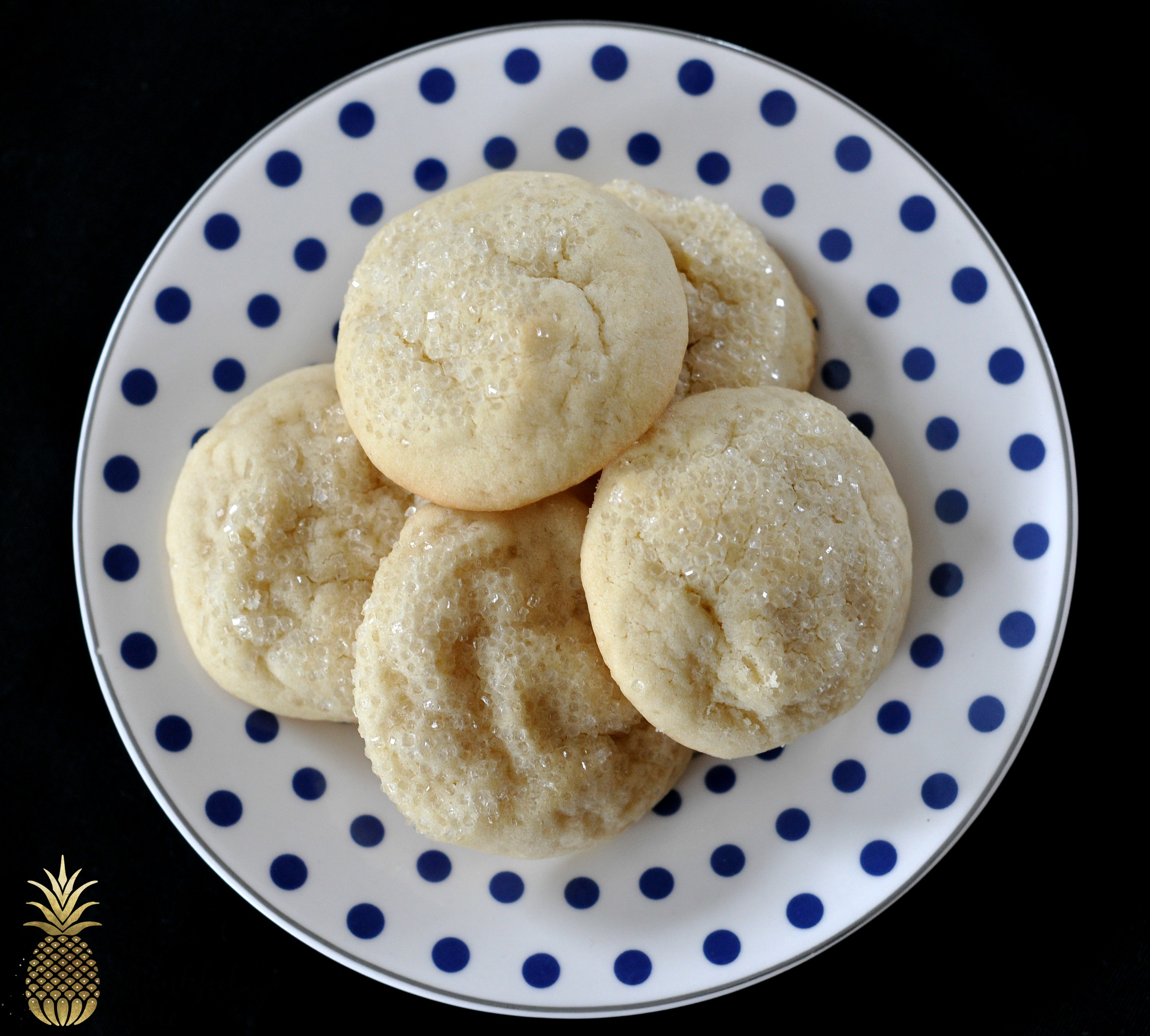 Amish Sugar Cookies